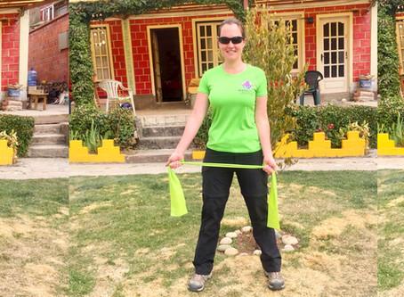 Suzie Says...Rehab Shoulder Injuries - Exercise Progressions