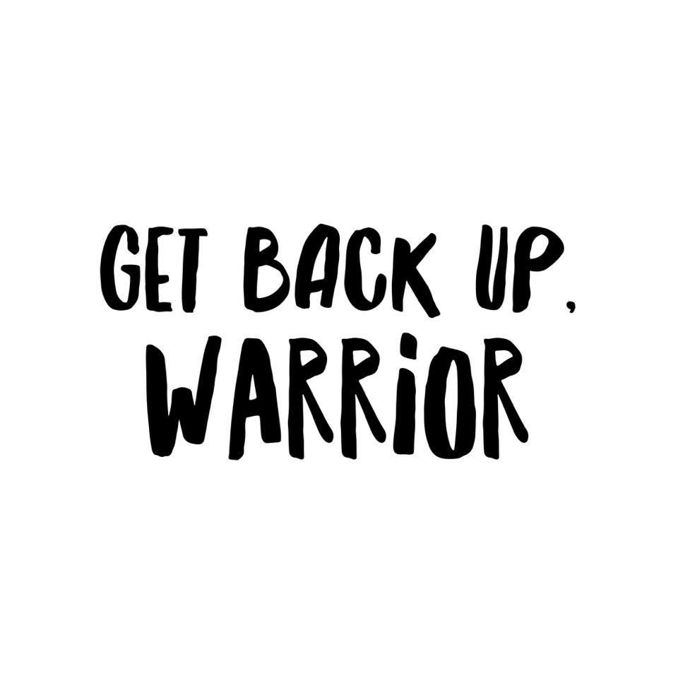 Image result for get back up