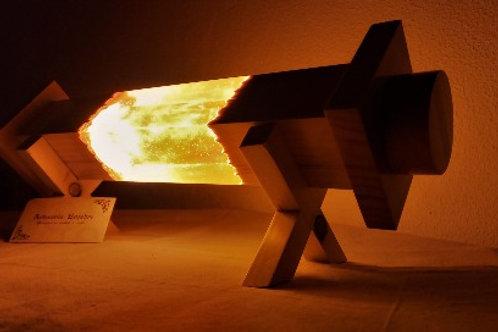 Lámpada Lava