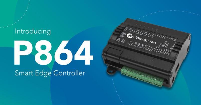 Optergy Smart Edge Controller