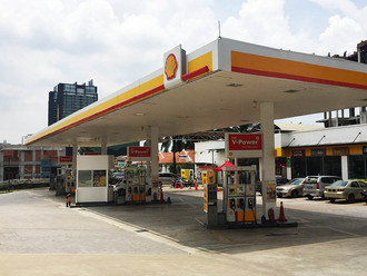 Shell Stations