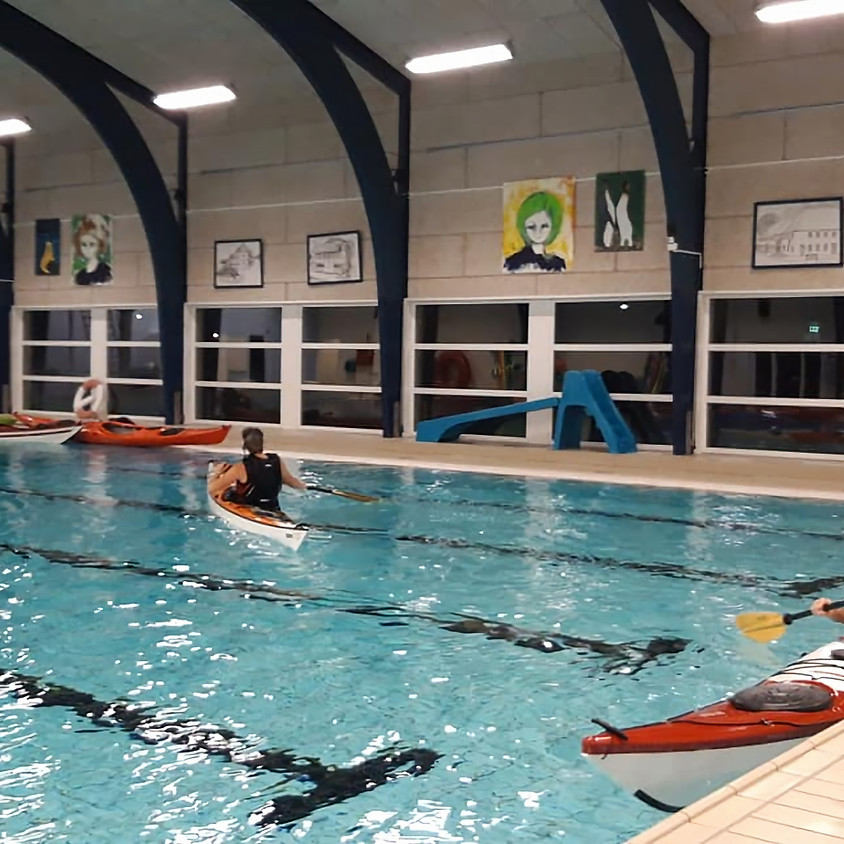 Tekniktræning i Brædstrup Svømmehal