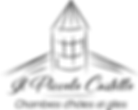 Logo Noir Il Piccolo Castello #1.png