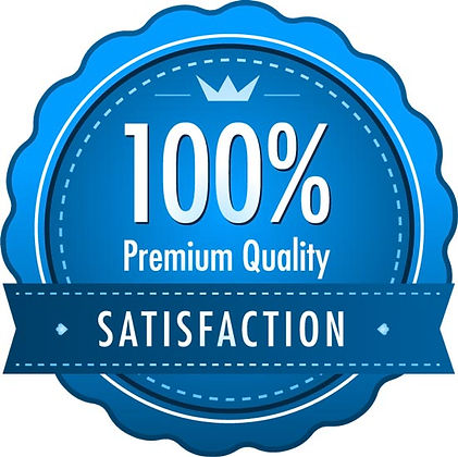 satisfaction-guarantee-blue-vector-label