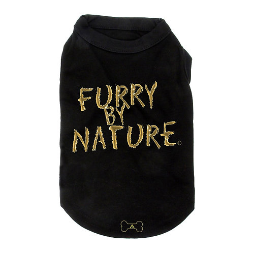 Furry By Nature Unisex Dog Tee