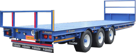 Broughan Trailer Trailers Ireland Agriculture Agricultural Engineering Bale Grain Silage Low Loader Dumper Carlow Farm Farming Machine Machinery
