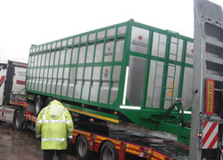 26ft Tandem Axle with Air & Hydraulic Brakes