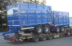 Broughan Trailers off to the Cheshire Ploughing Match