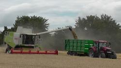 Broughan Grain Trailer
