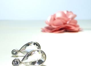 Brincos de casamento para noiva