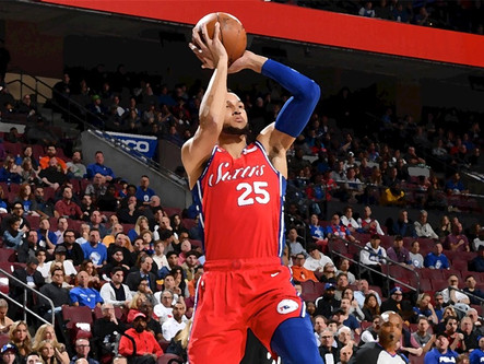 THE BEN SIMMONS' LESSON