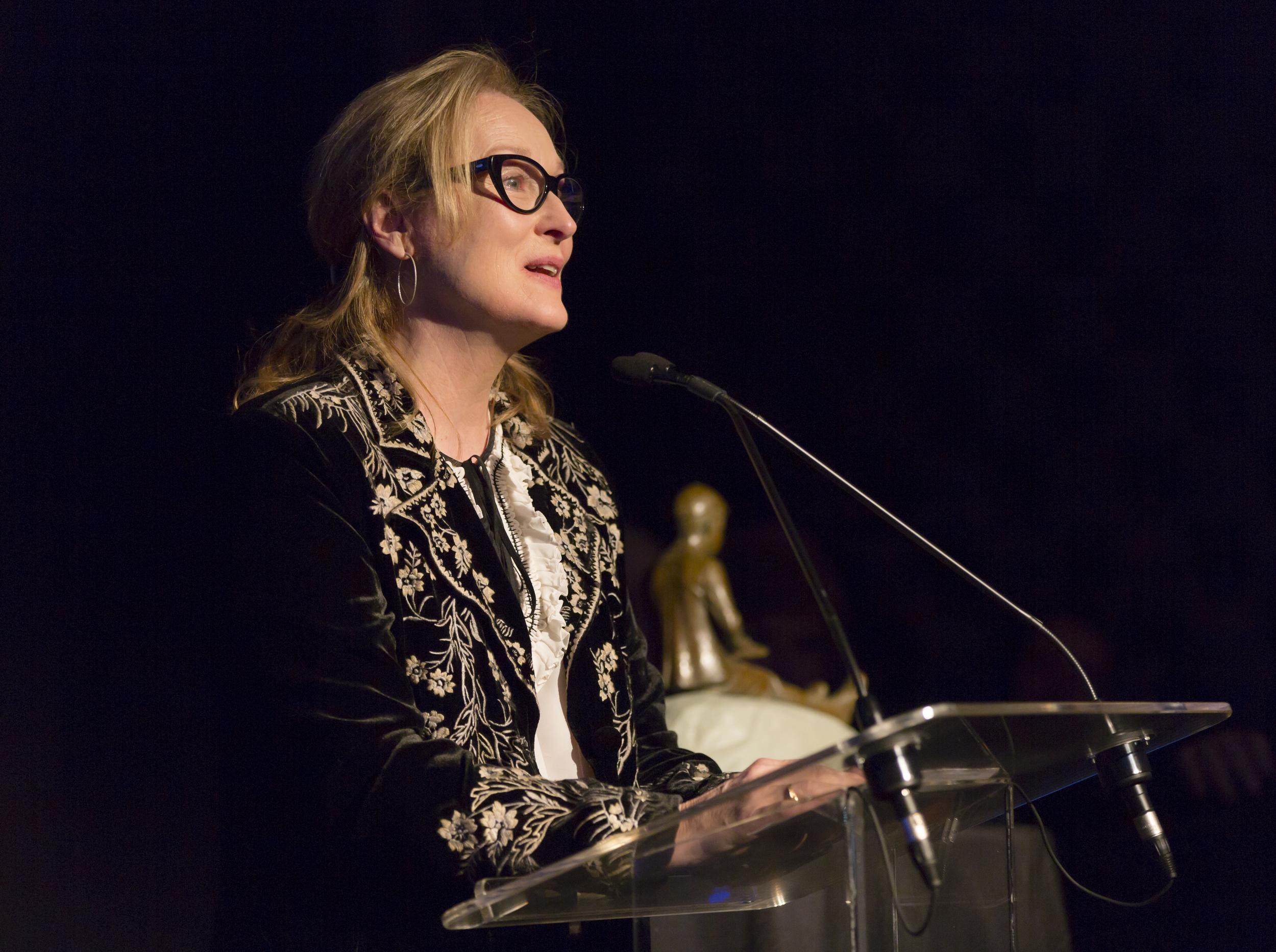 Meryl Streep ('14)