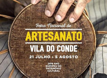 FEIRA NACIONAL DE ARTESANATO DE VILA DO CONDE - 2018