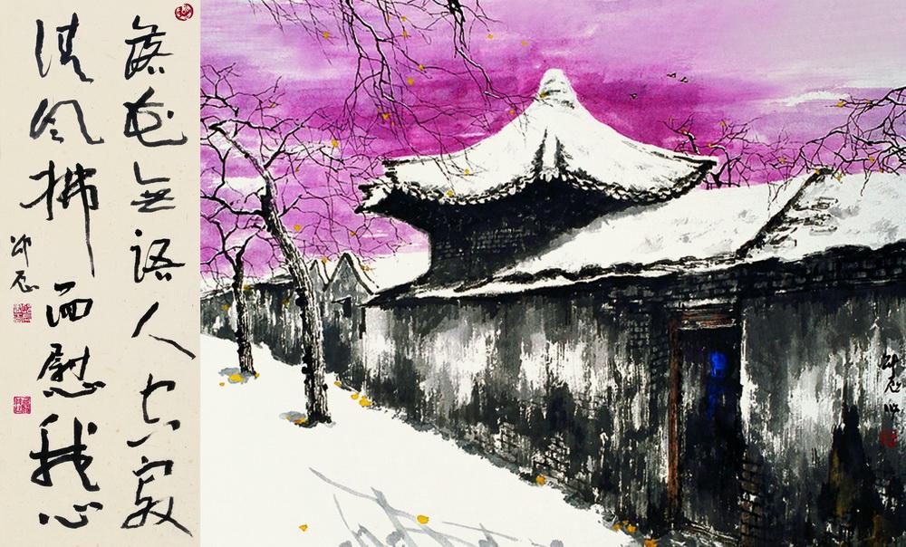 Residence of Yang Jisheng famous scholar during the reign of Emperor Jiajing