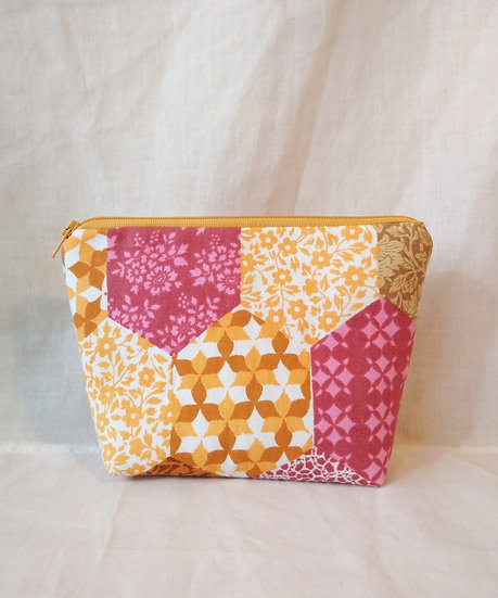 Small Zipper Pouch Patches