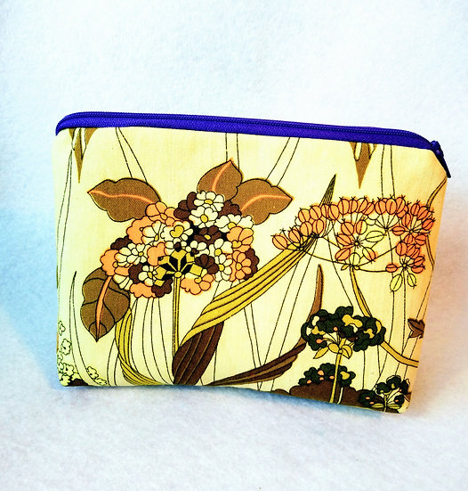 Larger Zip Pouch Bardsley
