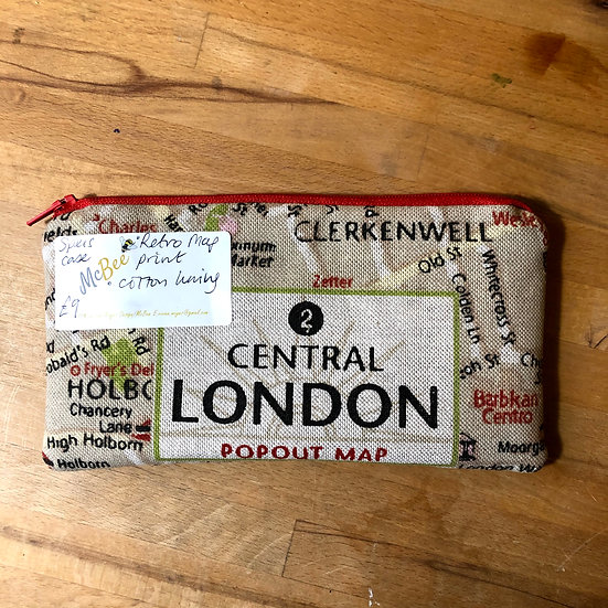 Specs Case London Map Central