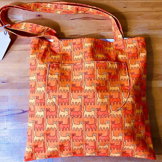 Simple Shopper Ginger Cats