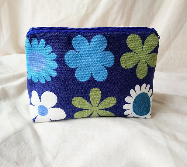 Larger Zip Pouch Heidi