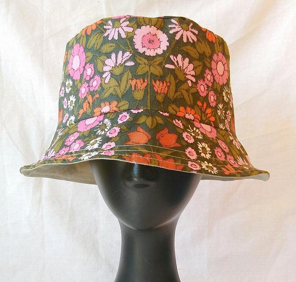 Bucket Hat Daisychain