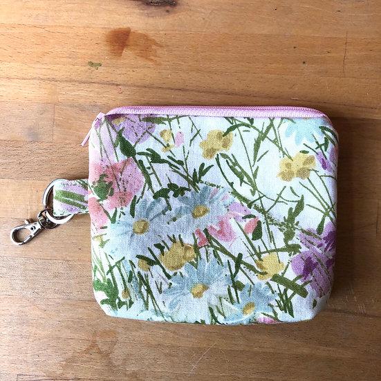 Mini Purse Vintage Fabric Sweet Summer