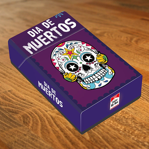 DAY OF THE DEAD - Box Covers