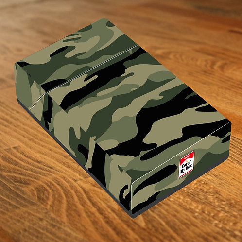 CAMO GREEN - Box Covers