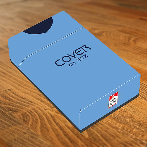 MANCHESTER CITY - Box Covers