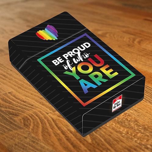 WHO YOU ARE - Box Covers