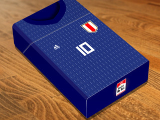 New to the Store - World Cup Cigarette Box Covers
