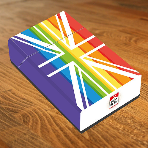 RAINBOW UNION - Box Covers