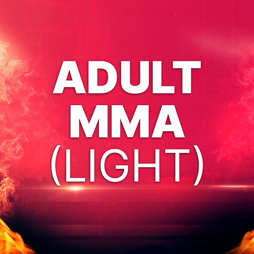 ADULTS MMA (LIGHT)