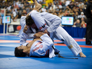 Brazilian Jiu Jitsu - The gentle art