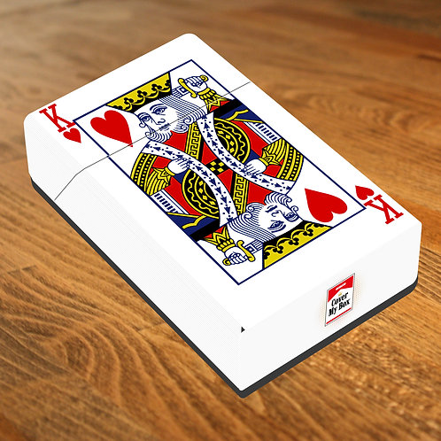 KING OF HEARTS - Box Covers