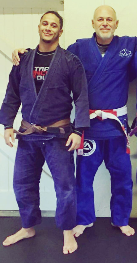 Instructors Reece Foy & Mauricio Gomes