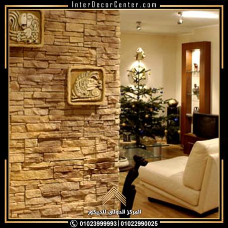 الحجر الرملي - واجهات الحجر الرملي