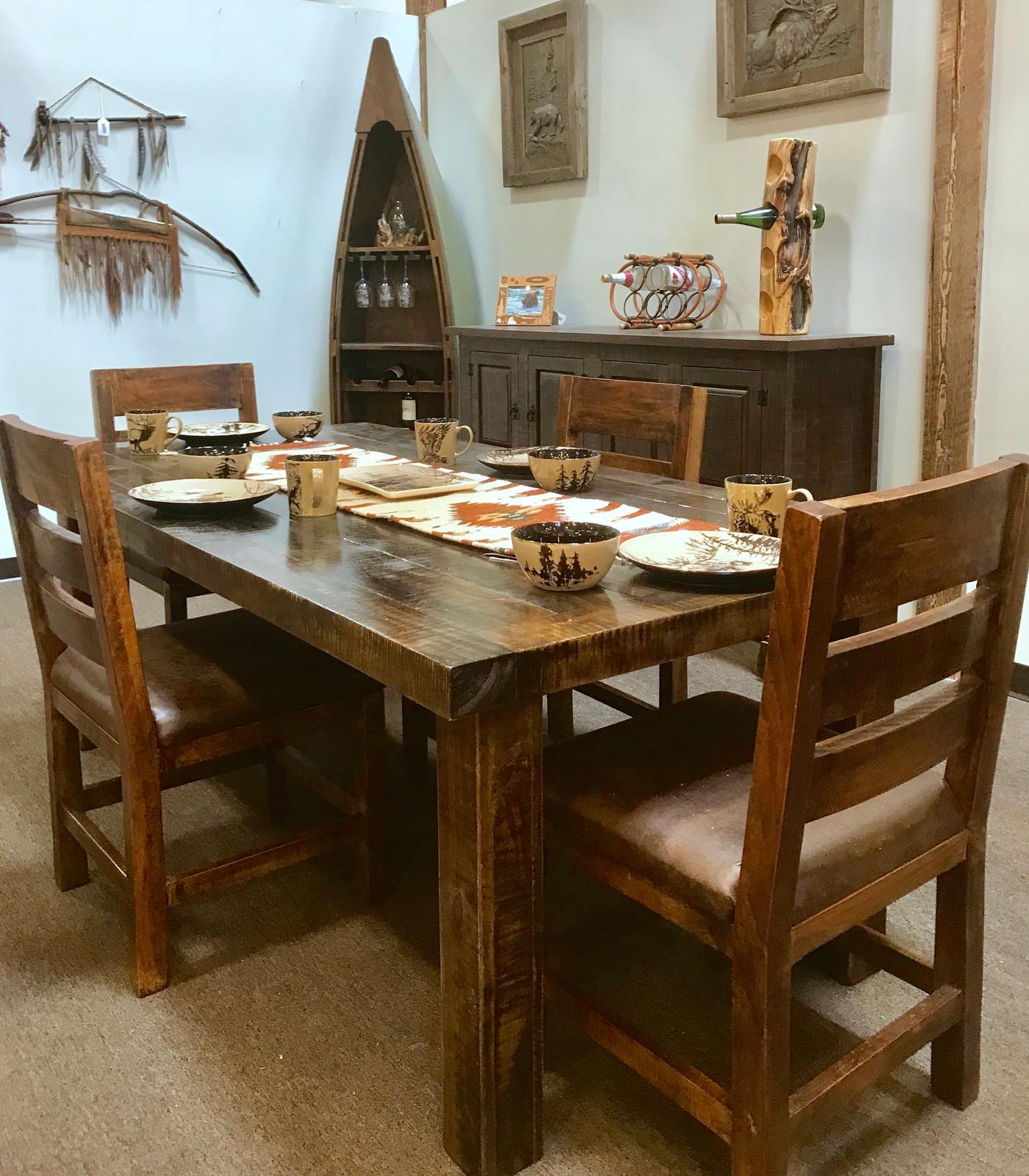 Rustic Living/ Denver/ Alamosa/ Rustic furniture store