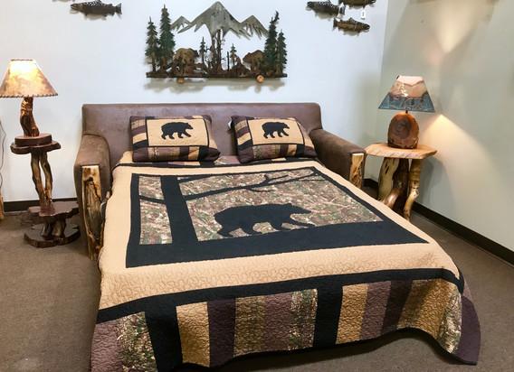NEW! Colorado Sleeper Sofa