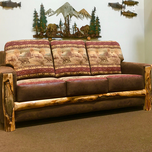 NEW! Mountain Comfort Sleeper Sofa