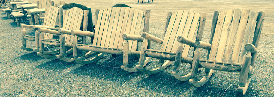 Custom Made Outdoor Furniture