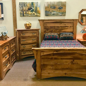 Bedroom Furniture / Denver / Alamosa / Rustic Living