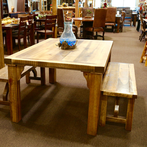 Rough Sawn Tables