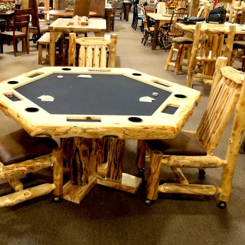 Custom Poker Tables!