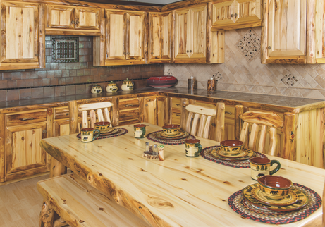 Custom Kitchens & Dining Rooms