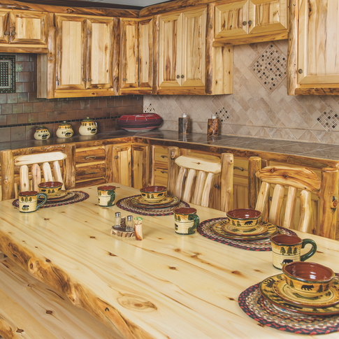 Custom Kitchens Available!