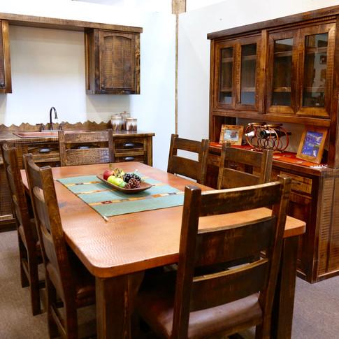 Custom Kitchen & Dining Rooms