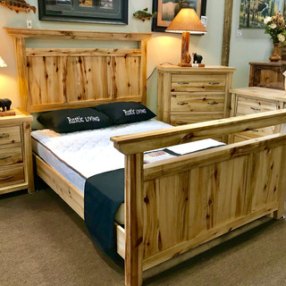 Bedroom Furniture / Denver / Alamosa / Rustic Living