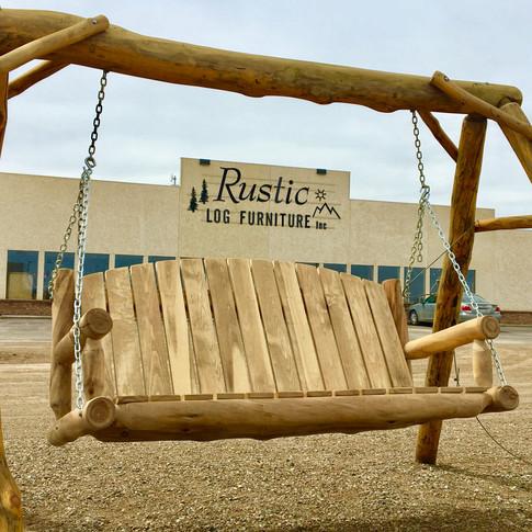 Custom Made Yard Swings