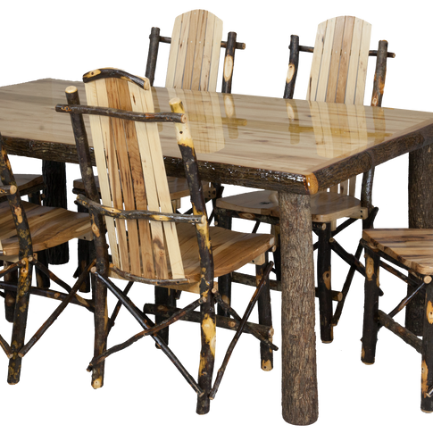 Hickory Dining Room Sets