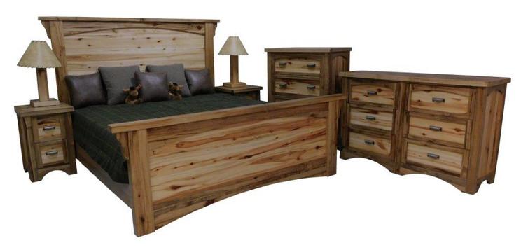 Heritage Bedroom Set